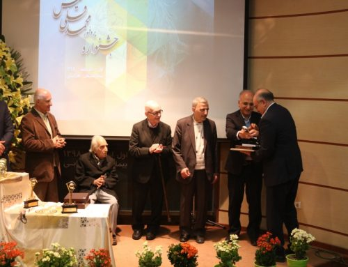 کسب اولین عنوان هم پیمان دیدگان در دوازدهمین جشنواره چشم پزشکی و علوم بینایی پرفسور شمس